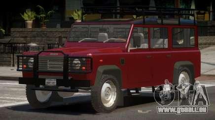 Land Rover Defender V1.0 pour GTA 4