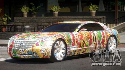 2003 Cadillac Sixteen V1.2 PJ5 pour GTA 4