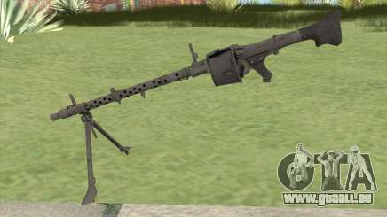 MG-34 (Red Orchestra 2) pour GTA San Andreas