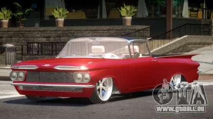 Chevrolet El Camino LT pour GTA 4