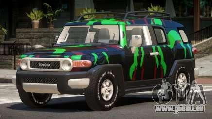 Toyota FJ Cruiser ST PJ5 pour GTA 4