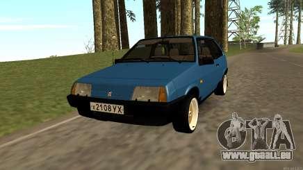 VAZ 2108 Czechoslovakia export ver.0.2 für GTA San Andreas