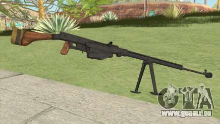 PTRS-41 (Red Orchestra 2) pour GTA San Andreas
