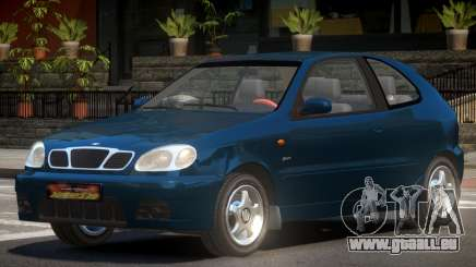 Daewoo Lanos RS für GTA 4