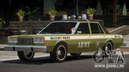Dodge Diplomat Police V1.2 für GTA 4
