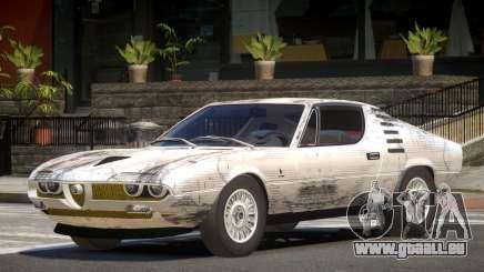 Alfa Romeo Montreal V1.0 PJ4 pour GTA 4