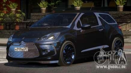 Citroen DS3 RS pour GTA 4