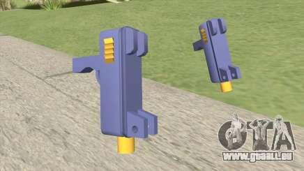 Submachine Gun (Rush Wars) pour GTA San Andreas