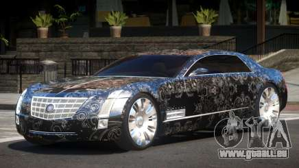 2003 Cadillac Sixteen V1.2 PJ4 pour GTA 4