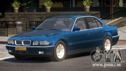 BMW 750i E38 ST pour GTA 4