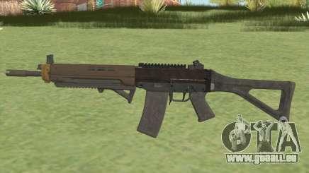 Grau 5.56 Assault Rifle V2 (COD: MW 2019) pour GTA San Andreas