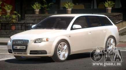 Audi S4 V2.2 pour GTA 4
