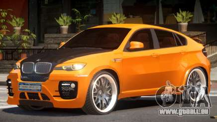 BMW X6 R-Tuning pour GTA 4