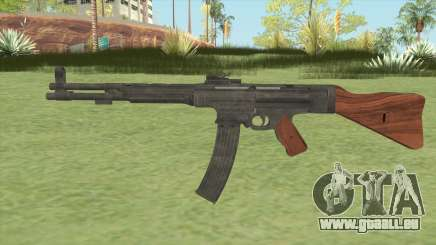 Mkb-42H (Red Orchestra 2) pour GTA San Andreas