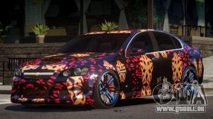 Chevrolet Lumina S-Tuned PJ4 pour GTA 4
