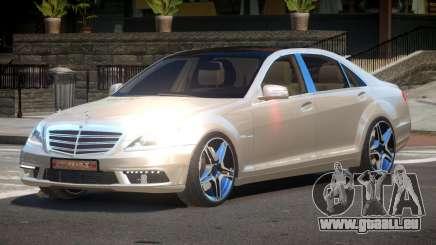 Mercedes Benz S65 V2.2 pour GTA 4