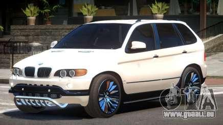 BMW X5 S-Style NR für GTA 4