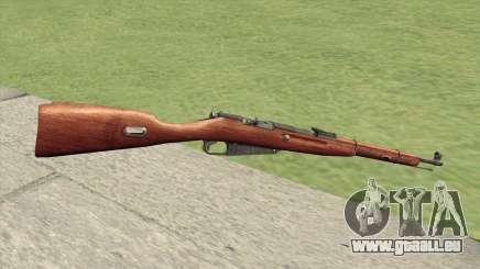 Mosin-Nagant M44 pour GTA San Andreas
