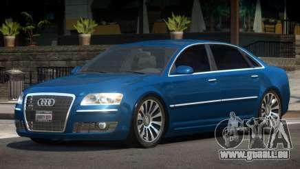 Audi A8 QZ pour GTA 4
