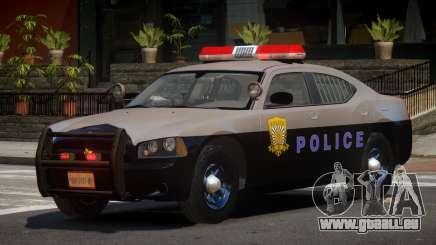 Dodge Charger SR Police für GTA 4
