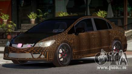 Honda Civic R-Tuning PJ1 pour GTA 4