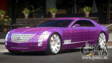 2003 Cadillac Sixteen V1.2 PJ2 pour GTA 4