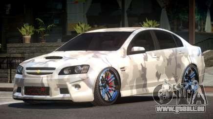 Chevrolet Lumina S-Tuned PJ2 pour GTA 4
