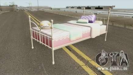 Kanata Konoe Bed für GTA San Andreas