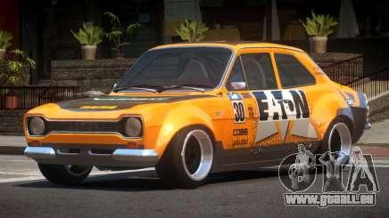Ford Escort GT PJ3 für GTA 4