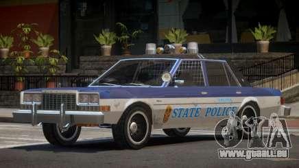 Dodge Diplomat Police V1.3 für GTA 4