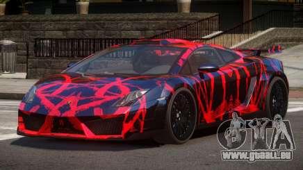 Lamborghini Gallardo L-Tuned PJ1 pour GTA 4