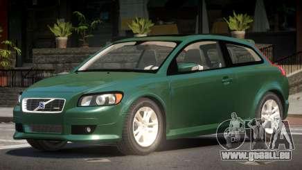 Volvo C30 Edit pour GTA 4