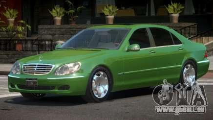 Mercedes Benz S600 V1.2 pour GTA 4