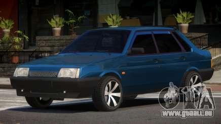 VAZ 21099 R-Tuning für GTA 4