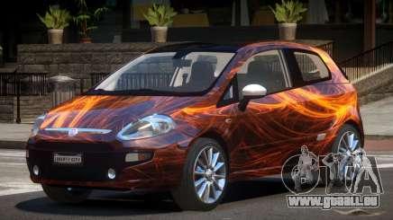 Fiat Punto RS PJ1 für GTA 4