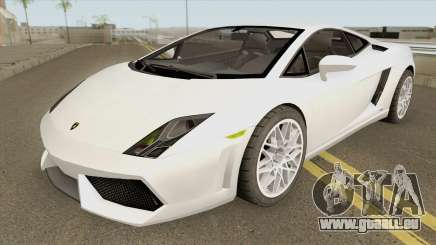 Lamborghini Gallardo LP560-4 IVF pour GTA San Andreas