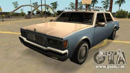 Declasse Premier Classique (FIV, des Badges, des Extras) pour GTA San Andreas