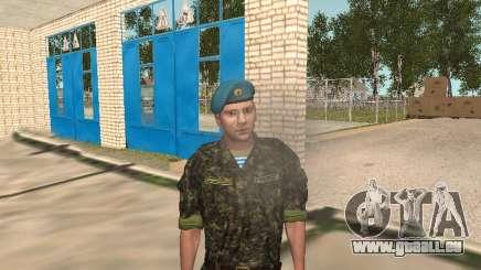 Fedor Dobronravov sous la forme de particules pour GTA San Andreas