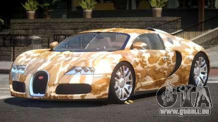 Bugatti Veyron DTI PJ5 für GTA 4