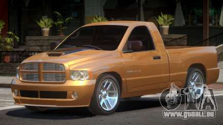 Dodge Ram L-Tuned pour GTA 4