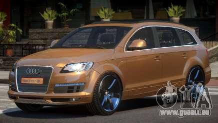 Audi Q7 E-Style pour GTA 4