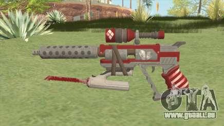 Custom Pistol für GTA San Andreas