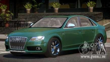 Audi S4 Spec pour GTA 4
