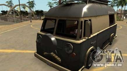 Zirconium Voyage Classique (FIV,des Badges,des Extras,PJ) pour GTA San Andreas
