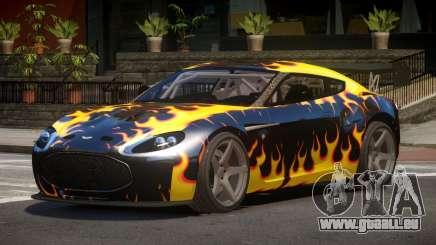 Aston Martin Zagato SR PJ6 für GTA 4