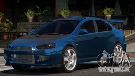 Mitsubishi Lancer X S-Tuned für GTA 4