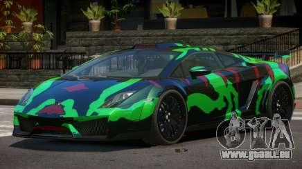 Lamborghini Gallardo L-Tuned PJ5 pour GTA 4