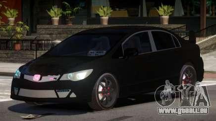 Honda Civic R-Tuning pour GTA 4