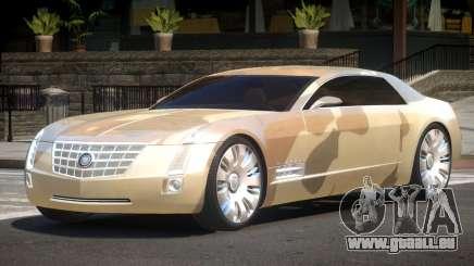 2003 Cadillac Sixteen V1.2 PJ1 pour GTA 4