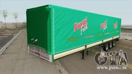 Trailer (Frutti Fresh) für GTA San Andreas